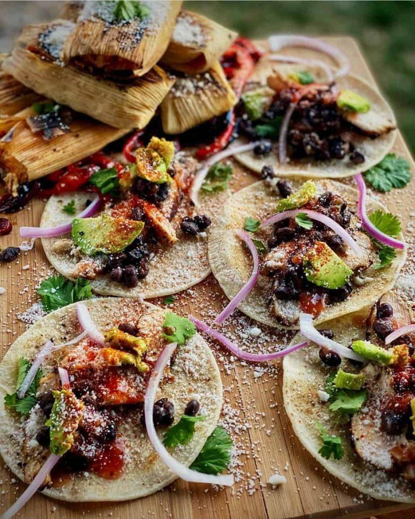 best vanlife recipe tacos